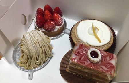 さん 屋 の 近所 ケーキ